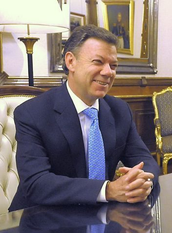 Juan Manuel Santos wins 2016 Nobel Peace Prize