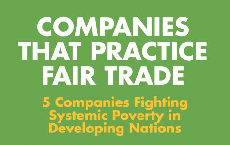 5 Companies That Practice Fair Trade
