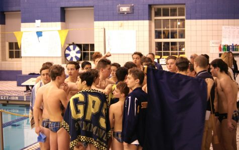 Boys swimming dominates Romeo in MAC Red League Division, 140-46