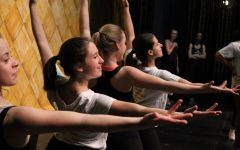 "Inside ""Hairspray"" rehearsals"