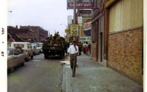 It Shall Rise Again: Remembering the 50th Anniversary of the Detroit Riots