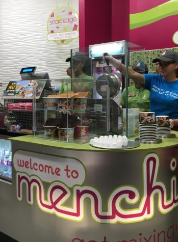 Menchies takes on Grosse Pointe