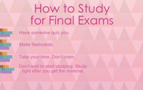 Finals are finally approaching