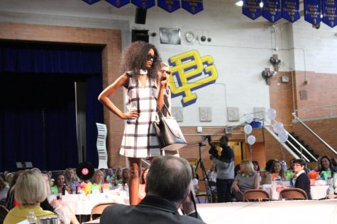 The Annual Mother's Club Fashion Show