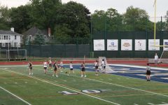 Girls Varsity lacrosse team loses playoff match to Bloomfield Hills, 17-10
