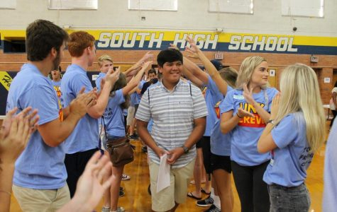 What is takes to be a Link Crew Leader