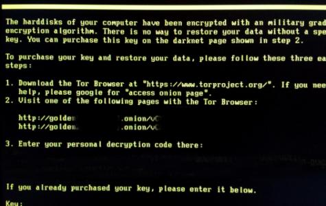How bad is the dark net?