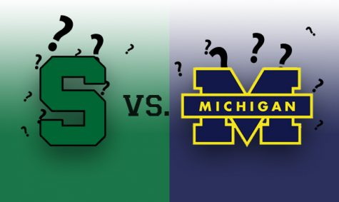 South voices it out: Michigan vs. Michigan State football game