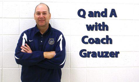 Say hello to the new varsity basketball coach