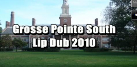 Students create, star in Lip Dub video