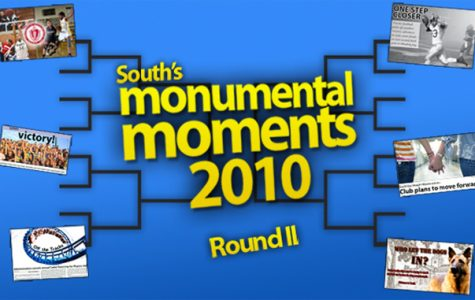South's Monumental Moments: Shake It Up Sophomore Round