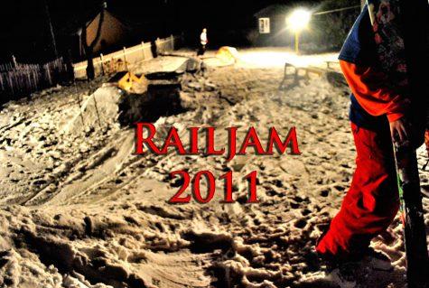 Student hosts local Railjam