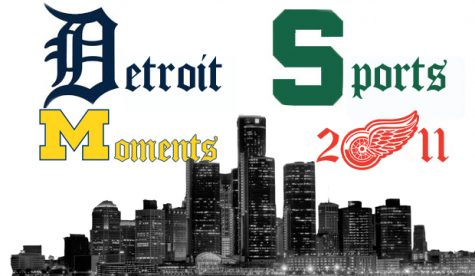 Top ten Detroit sports moments of 2011