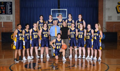 Girls JV basketball team records undefeated season