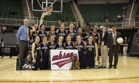 So Close: Girls basketball loses State Championship game 54-53