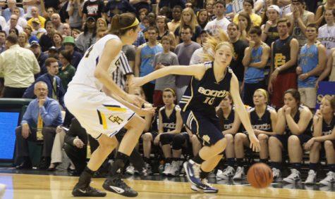 Varsity basketball starter shares heartbreak on state championship run