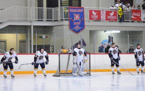 Boys hockey playoffs start tonight