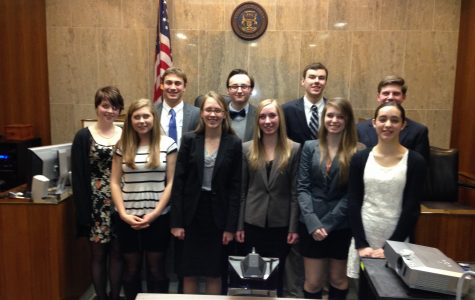Mock trial shows promise after regional competition, despite not moving on