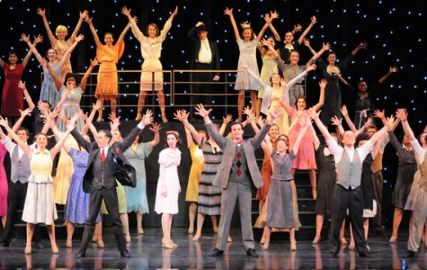 "South choir performs admirably in ""42nd Street"""