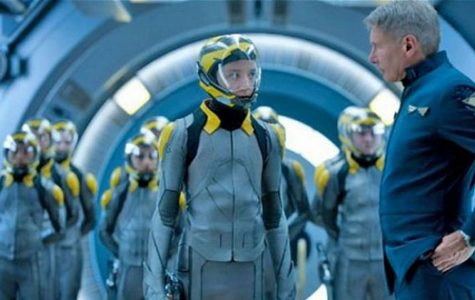 Z-Scale: Ender's Game is another unremarkable action flick