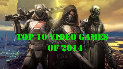 Top 10 video games of 2014