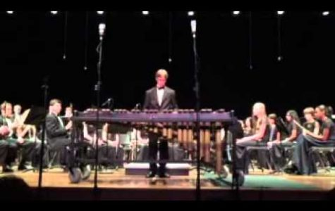 Video: Senior writes, performs composition for Alex Peabody