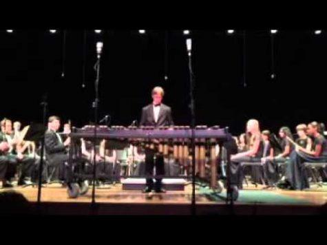 Video: Senior writes, performs composition for Alex Peabody