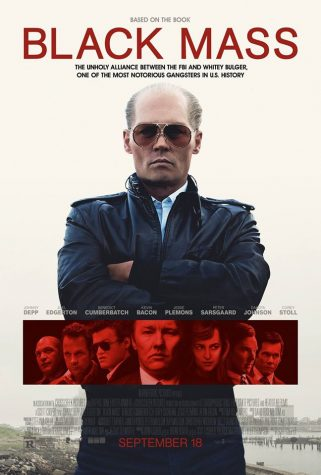 """Johnny Depp steps out of comfort zone in """"Black Mass"""""""