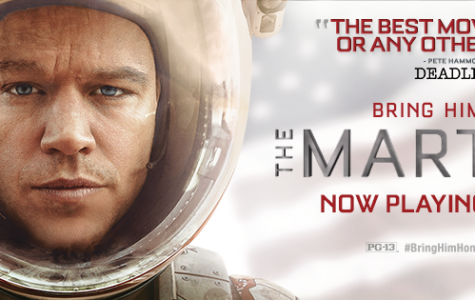 """Martian"" film is out of this world"