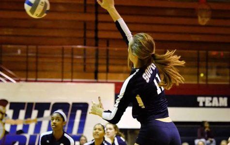 Varsity volleyball ends season against Livonia Churchill