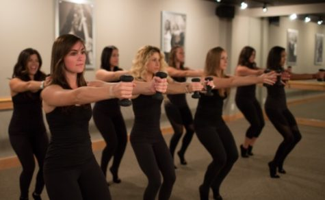 Community takes advantage of Barre classes, new fitness trend