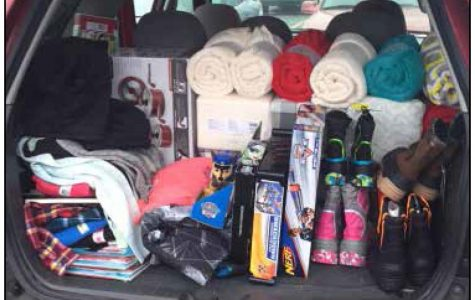 Adopt-A-Family provides for those in need