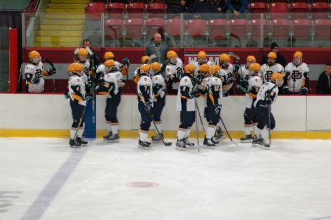 Boys hockey improves record to 3-1 with win over Divine Child