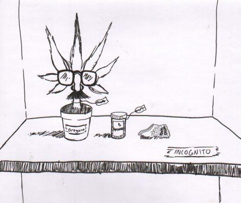 Cartoon by Jennifer Toenjes '16