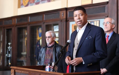 NAACP meets in Cleminson Hall, discusses racism in Grosse Pointe