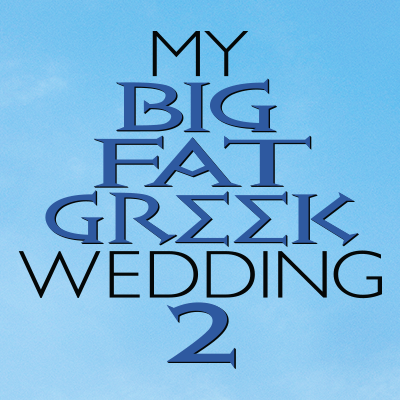 "Photo courtesy of ""My Big Fat Greek Wedding"" official Facebook page"