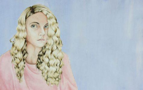Missy Millenbach '17, talented artist