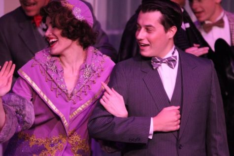 "Student reflects on support of the arts during ""Drowsey Chaperone"""