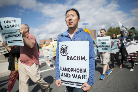 As Islamophobia rises post election students at South push to raise awareness