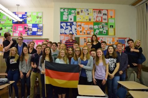A winding road leads to influencing German students at South