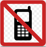 No phone-zone. Photo from Creative Commons