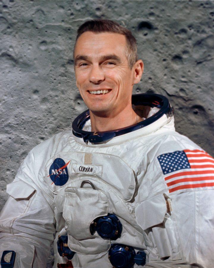 Astronaut+Eugene+A.+Cernan%2C+prime+crew+lunar+module+pilot+of+the+Apollo+10+lunar+orbit+mission+by+NASA+is+licensed+under+CC+by+2.0