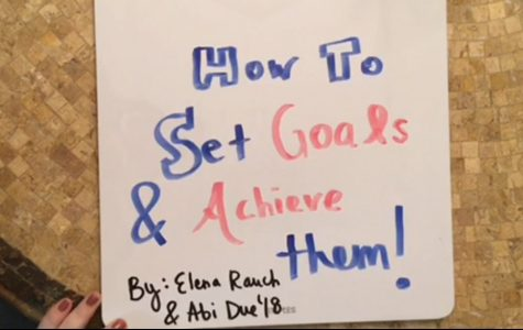How to: set goals and achieve them