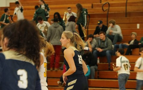 Girls varsity basketball falls to cross town rival Grosse Pointe North, 52-23