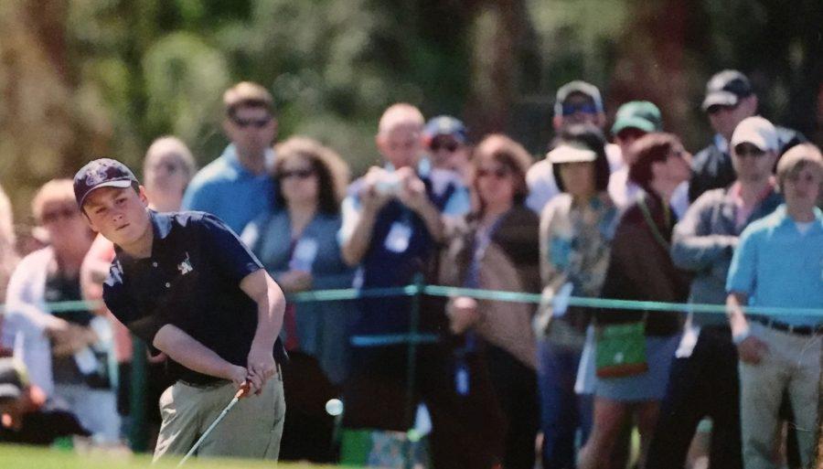 Golfer Coalter Smith 19 podcast