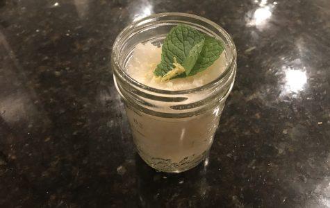 How to: make lemon coconut stress relief sugar scrub