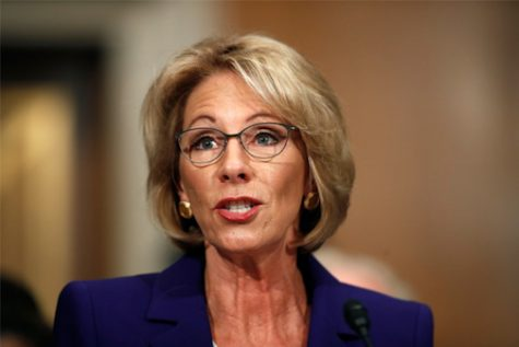 Betsy DeVos is a threat to education, the nation