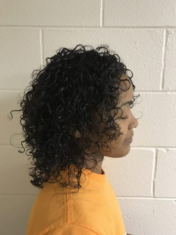 How some women manage their natural hair