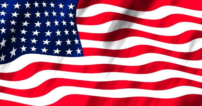 The American Flag. Photo from Creative Commons.