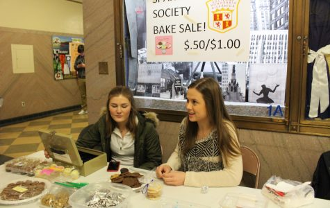 Spanish Honors Society bake sale to help students in Amazon region